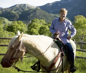 Photo by Kristina Loggiaa - Robert Redford serves on the Board of Directors for Return to Freedom.